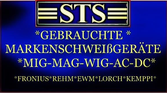 markt.de.de/sts/gebrauchchtes-schweißgerät/FRONIUS/REHM/LORCH/KEMPPI